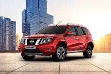 Nissan Terrano 2013-2017