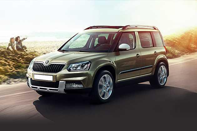 Skoda Yeti 2009-2013 Front Left Side Image