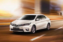 Toyota Corolla Altis 2013-2017