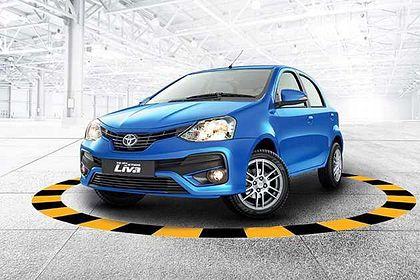 Toyota Etios Liva 2014-2016 Front Left Side Image
