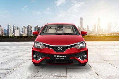 Toyota Etios 2014-2016 Front View Image