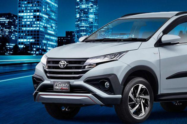 Toyota Rush Price in India, Launch Date, Images & Specs, Colours