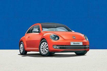 Volkswagen Beetle Front Left Side Image