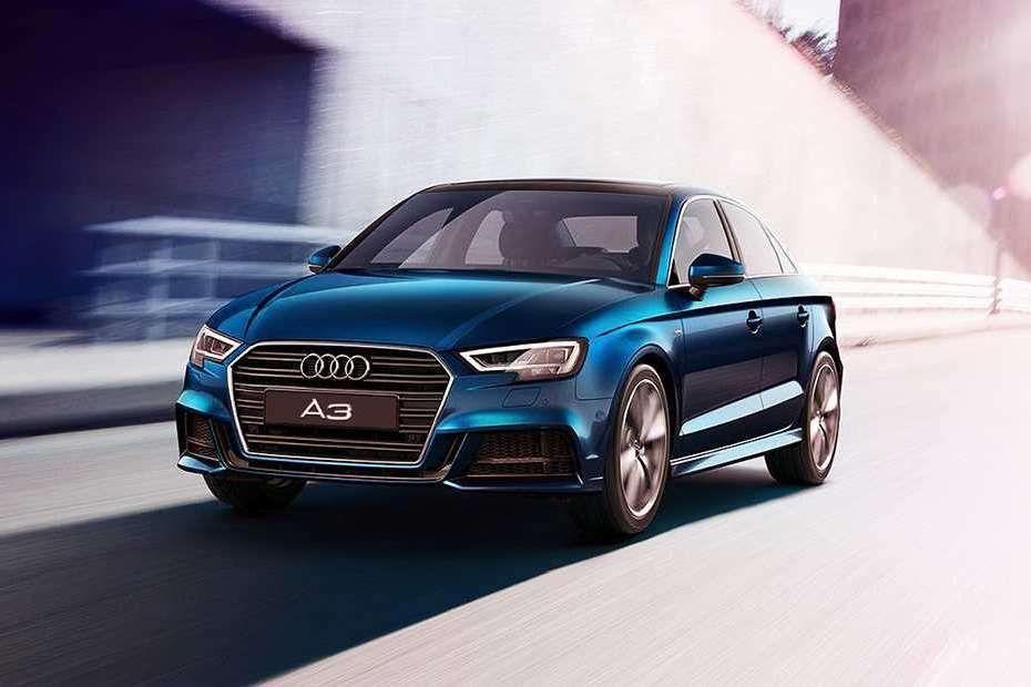 Audi A3 Front Left Side Image