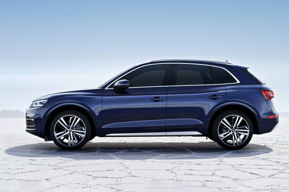 Audi Q5 Side View (Left)  Image