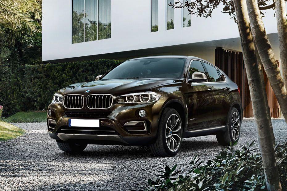 BMW X6 Front Left Side Color