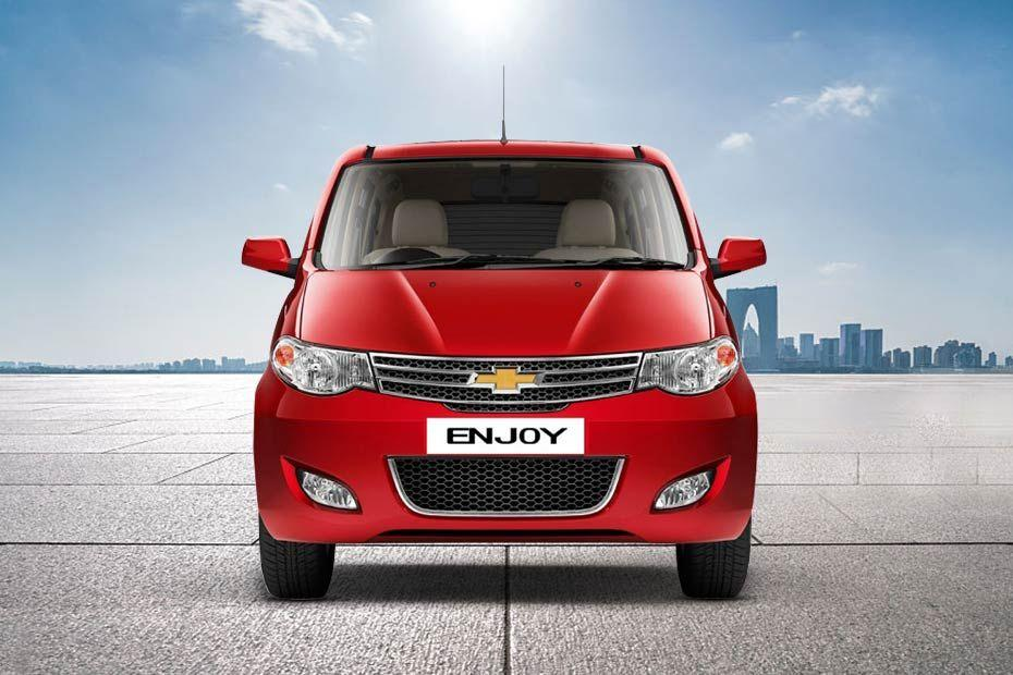 Chevrolet Enjoy Front View Image