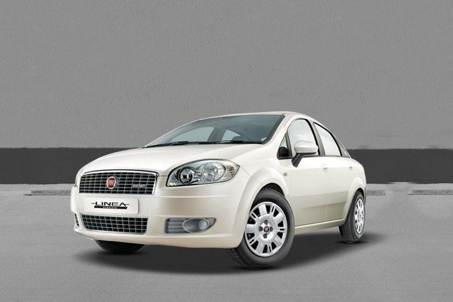 Fiat Linea Classic Front Left Side Image