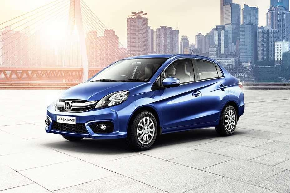 Honda Amaze 2013-2016 Front Left Side Image