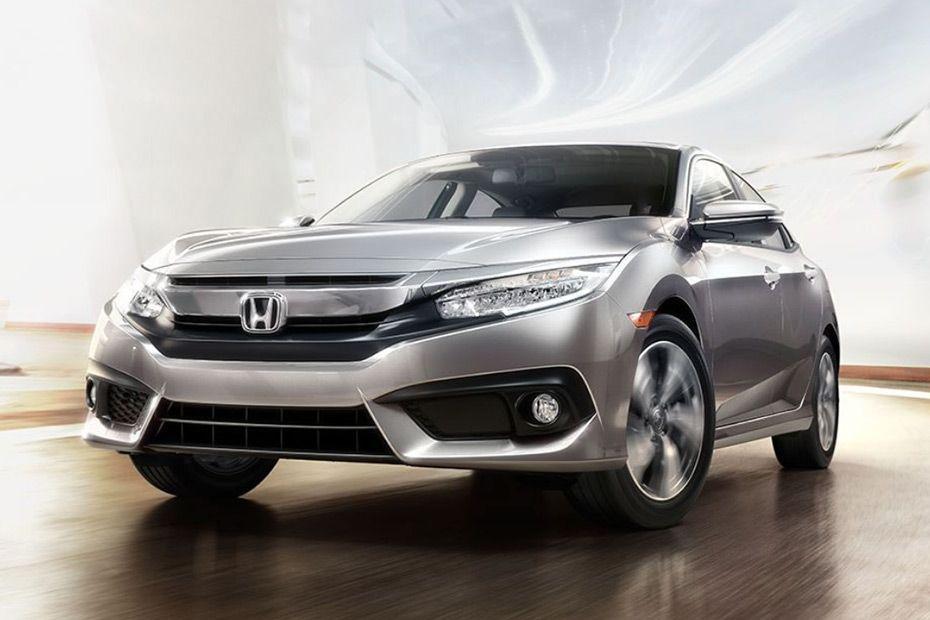 Honda Civic Front Left Side Image
