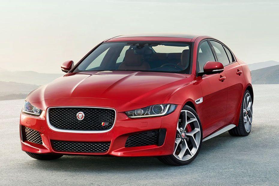 Jaguar XE Front Left Side Color