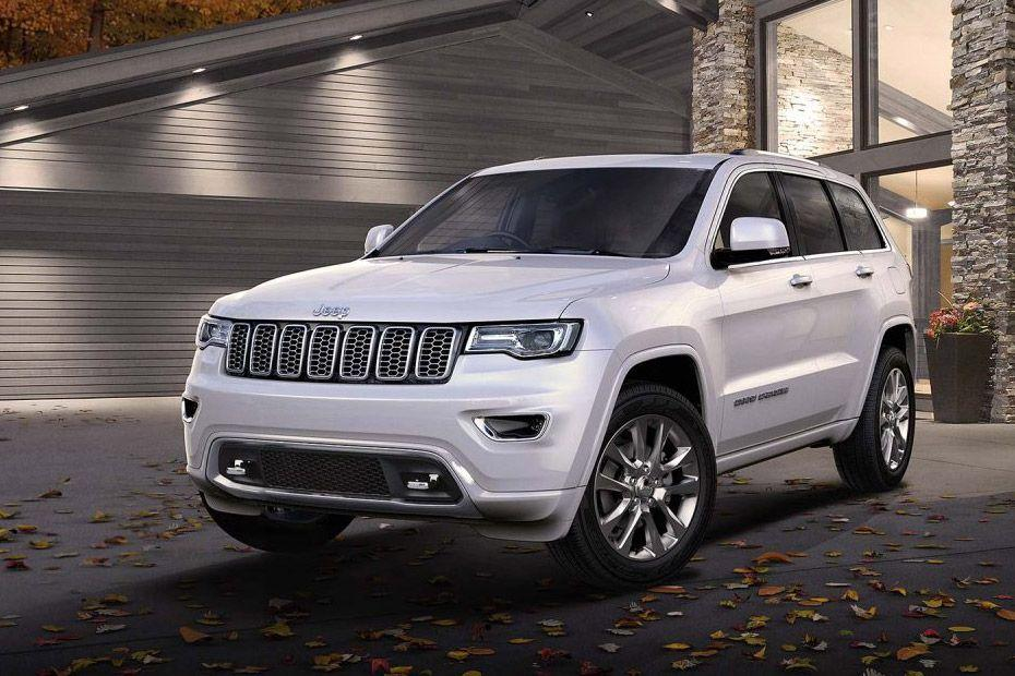 Jeep Cherokee Front Left Side Image