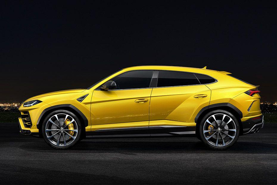 Lamborghini Urus Side View (Left)  Image
