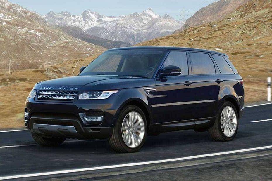 Land Rover Range Rover Sport Front Left Side Color