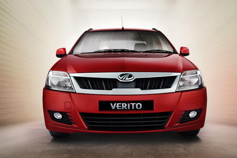 Mahindra Verito Front View Image