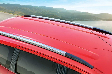 Renault Lodgy Dual-Tone Roof Bars