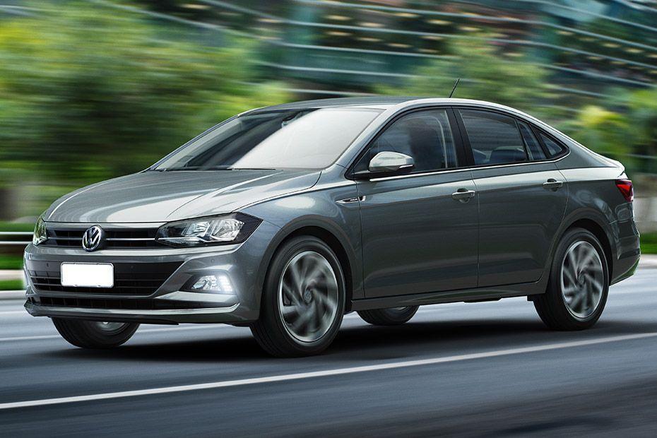 Volkswagen Virtus Front Left Side Image