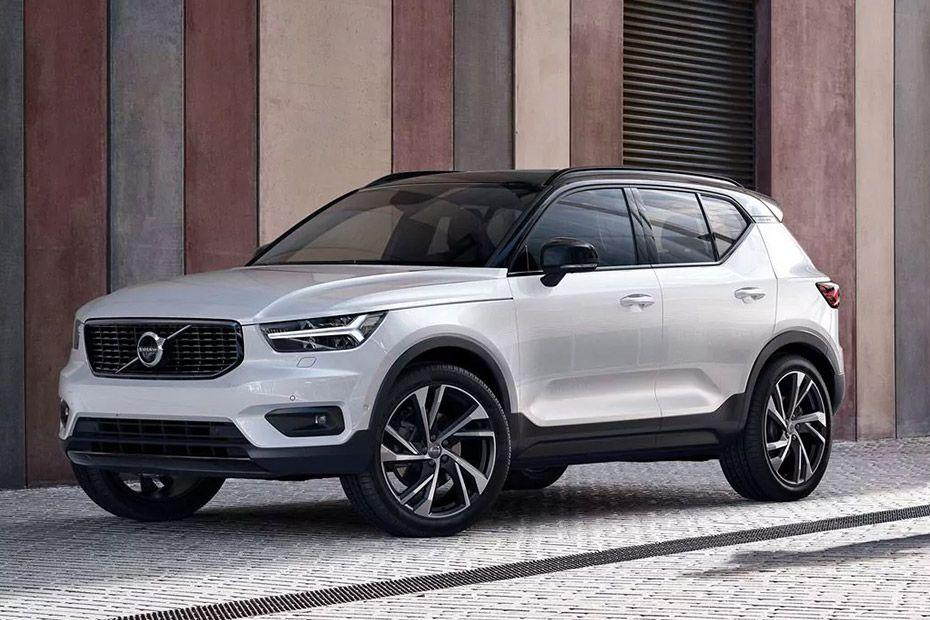 Volvo XC40 Front Left Side Color