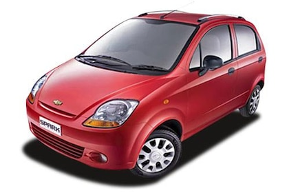 Chevrolet Spark 2007-2012 Front Left Side Image