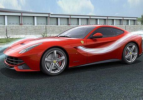 Ferrari F620 GT Front Left Side Image