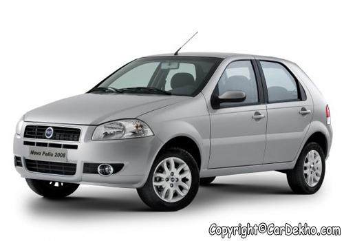 Fiat Palio Stile Front Left Side Image