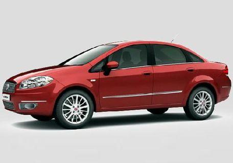 Fiat Linea 2008 2011 Front Left Side Image