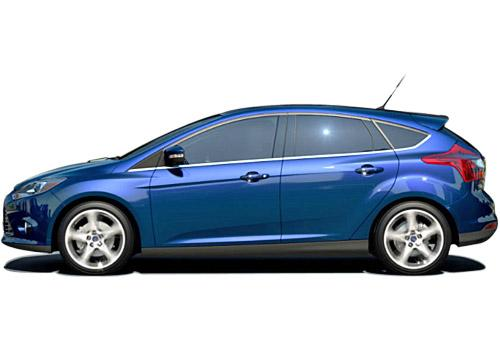 Ford Focus Side View (Left)  Image