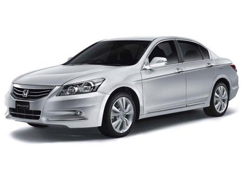 Honda Accord 2011-2014 Front Left Side Image