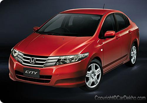 Used Honda City ZX in Chennai