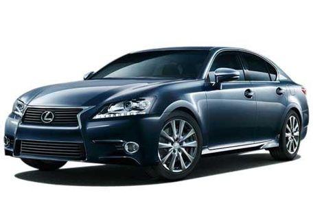 Lexus GS Front Left Side Image