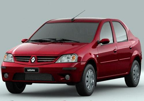Mahindra Renault Logan Front Left Side Image