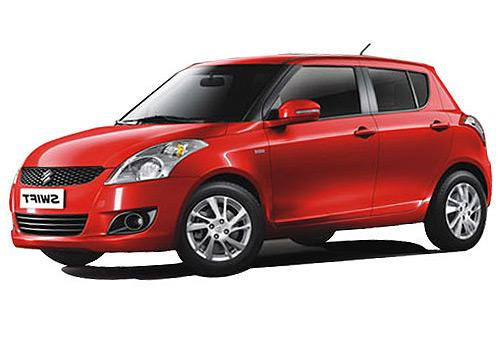 Maruti Swift 2004-2011 Front Left Side Image