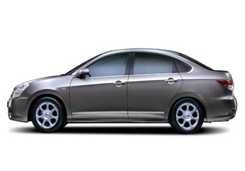 Nissan Sylphy Side View (Left)  Image