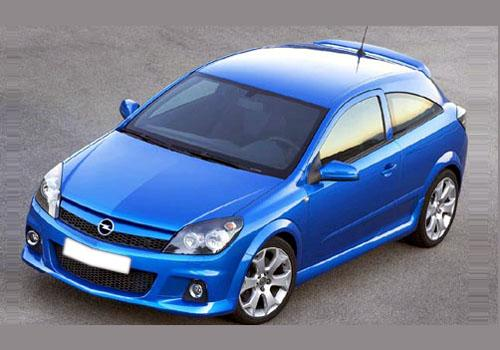 Opel Astra Front Left Side Image