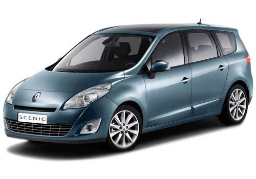 Renault Scenic Front Left Side Image