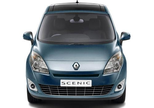 Renault Scenic Front View Image