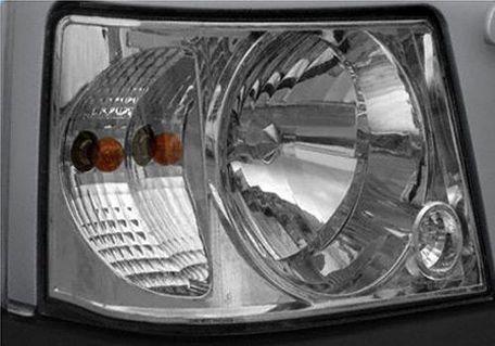 Tata Sumo Spacio Headlight Image