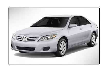 Toyota Camry 2002-2011 Front Left Side Image