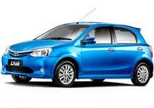 Toyota Etios 2010 2012