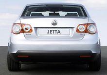 Volkswagen Jetta 2007-2011