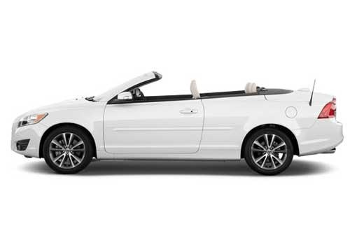 Volvo C70 Side View (Left)  Image