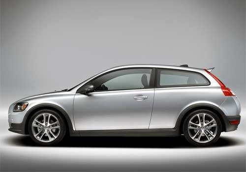 Volvo XC30 Side View (Left)  Image