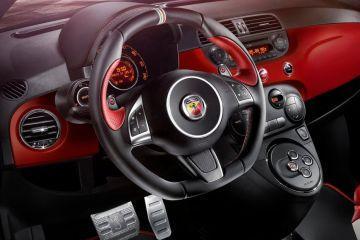 Fiat 500 Steering Wheel