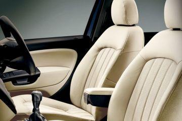 Fiat Linea Classic Front Seats (Passenger View)