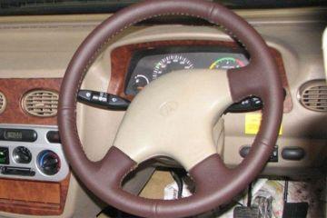 ICML Extreme Steering Wheel