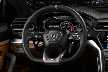 Lamborghini Urus Steering Wheel