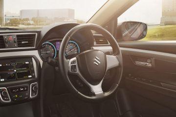 Maruti Ciaz S Steering Wheel