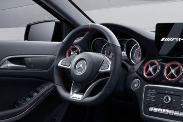 Mercedes-Benz GLA 45 AMG Steering Wheel