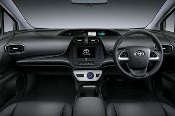 Toyota Prius DashBoard