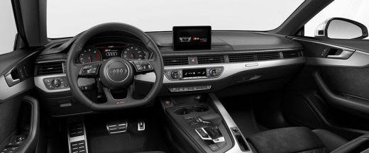 Audi S5 DashBoard Image